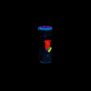 Saci menajeri Zorex Pro, 120L, albastru, 10 buc/rola