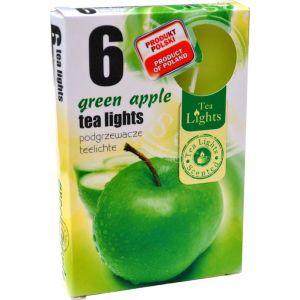 Lumanari pastila parfumate mar verde LP6276 6/set
