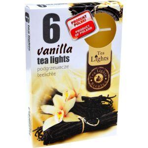 Lumanari pastila parfumate vanilie LP6284 6/set