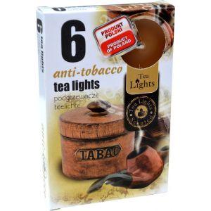 Lumanari pastila parfumate anti-tabac LP6299 6/set
