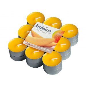 Lumanari pastile mango 18/set