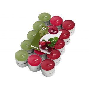 Lumanari pastile fructe de padure 30/set