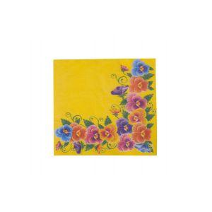 Servetele de masa decorative Papelino Finesse  2 straturi  33x33 cm  20 bucati