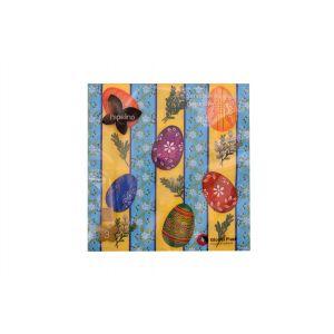 Servetele de masa Paste decorative Papelino Finesse  3 straturi  33x33 cm  20 bucati