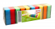 Bureti simpli colorati Zorex Basic  10 bucati / set