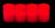 Candela TIP5  recipient plastic  4 bucati / set  ≃ 2 zile/set