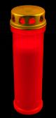 Candela TIP60  recipient plastic  timp ardere: ≃ 5 zile/bucata