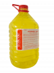 Detergent vase 5L manual  lemon yellow