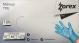 Manusi de unica folosinta albastre ZOREX, 100 buc/ cutie, Marime L, TPE