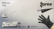 Manusi de unica folosinta negre ZOREX, 100 buc/ cutie, Marime L, TPE